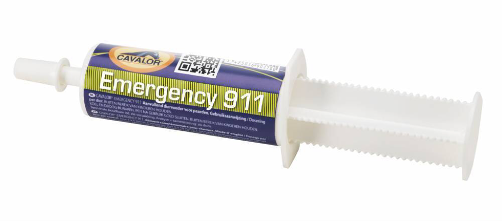 Cavalor Emergency 911 80ml