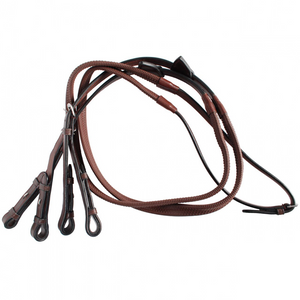 Dy'on New English co converters rubber reins 4/8 B211 i