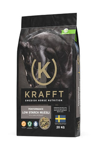 Krafft Performance Low Starch Muesli 20kg NOUTOTUOTE