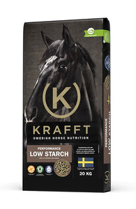 Krafft Performance Low Starch 20kg NOUTOTUOTE