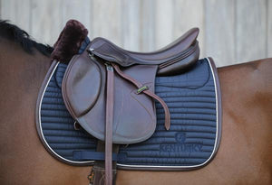 Kentucky Horsewear satulahuopa skin friendly karvalla
