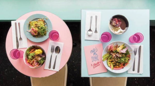 PINK HAVENS TO EAT AND DRINK IN NEW YORK CITY