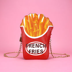 French Fries Clutch