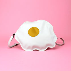 Fried Egg Novelty Clutch