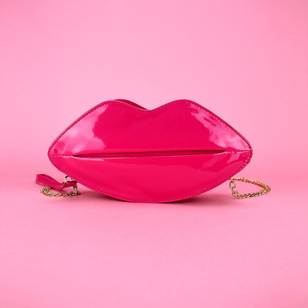 Lips Shaped Bag