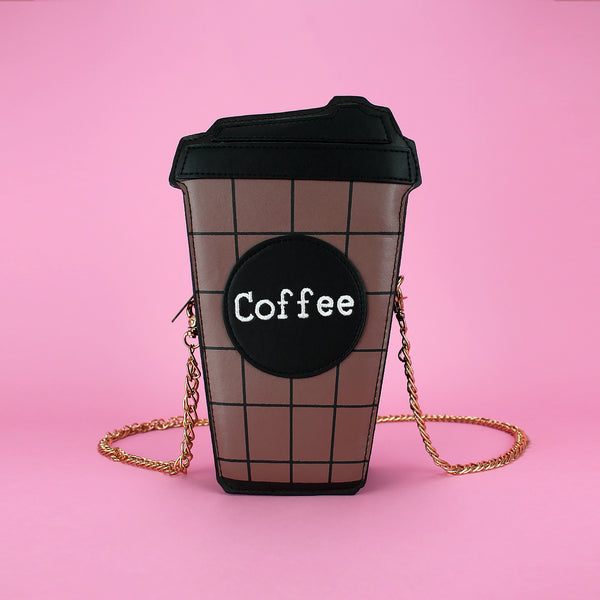 Coffee Cup Purse