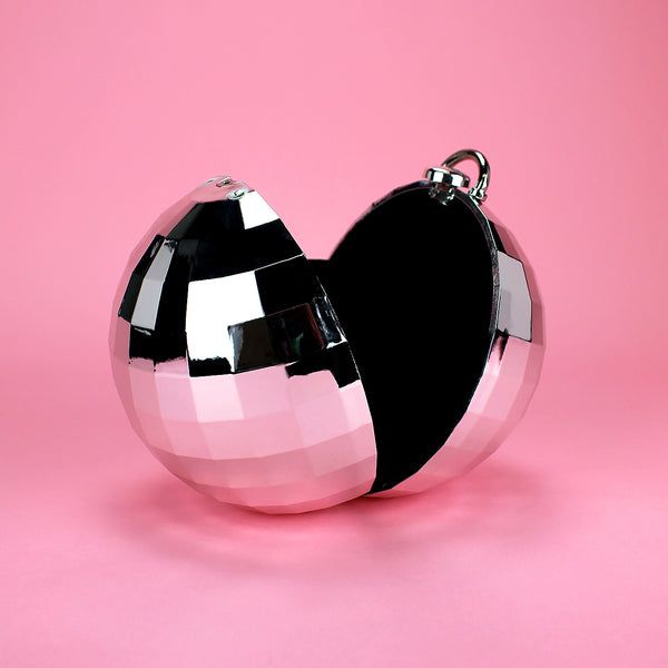 Disco Ball Evening Bag
