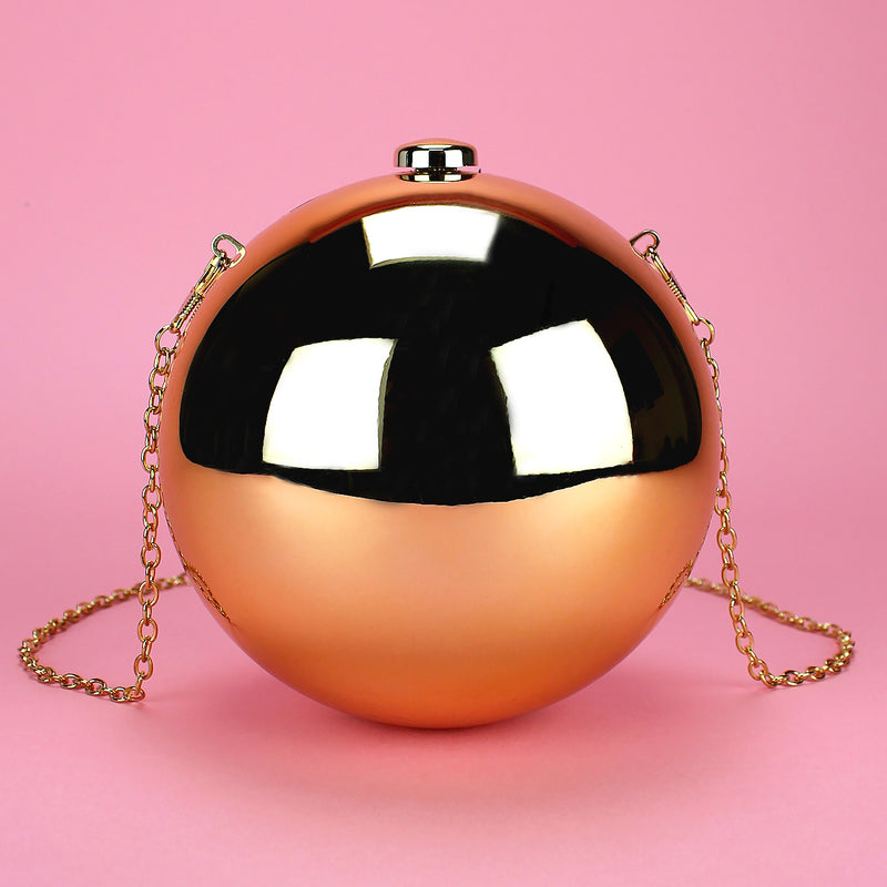 Ball Shape Evening Bag