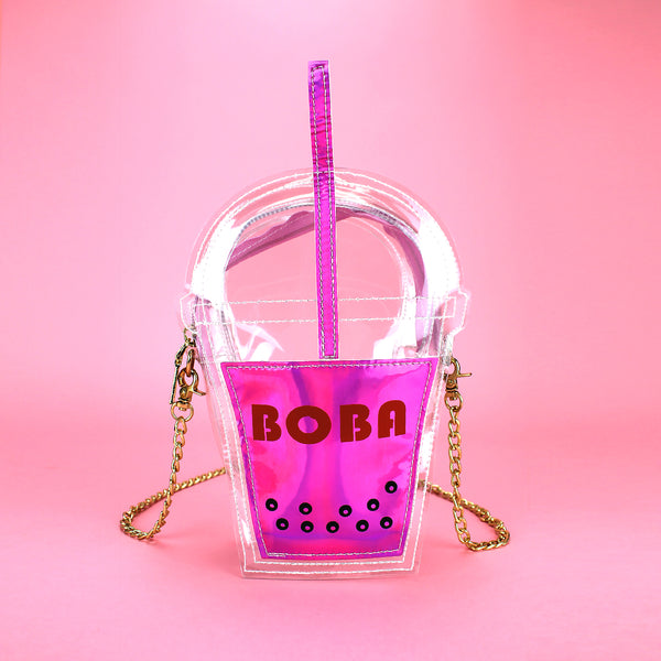 Bubble Tea Purse