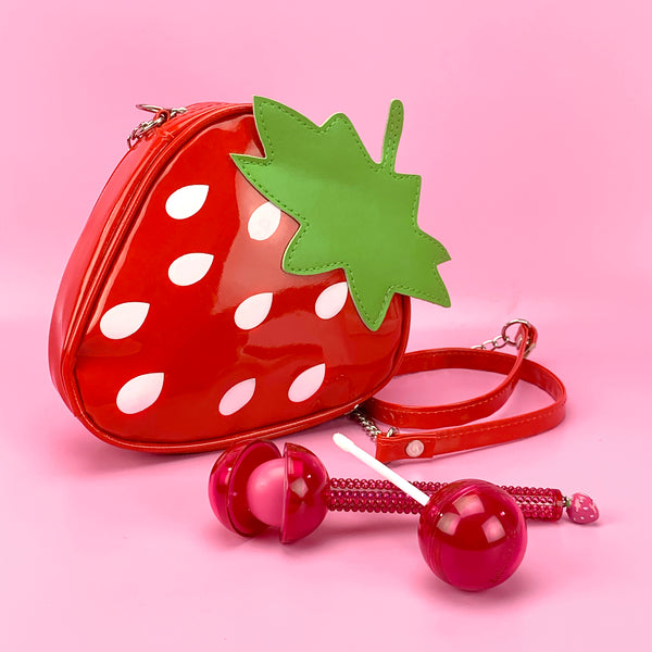 Strawberry Purse
