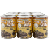 Taste of the Wild High Prairie Dog Food (13.2-Oz, 12 Pack)
