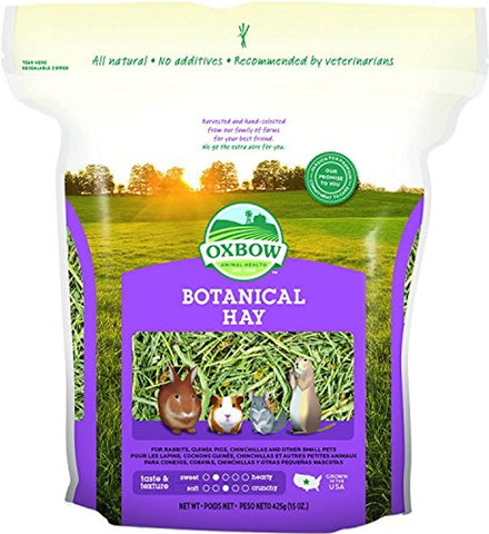 Oxbow Botanical Hay (15-Oz.)