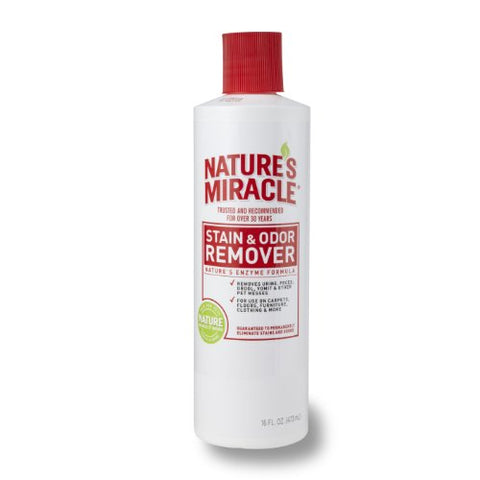 Nature's Miracle Stain & Odor Remover (16-Oz.)