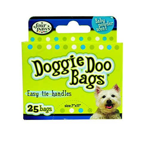 Four Paws Doggie Doo Waste Bags (25 Count)