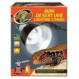 Zoo Med Combo Desert UVB Lighting (Mini)