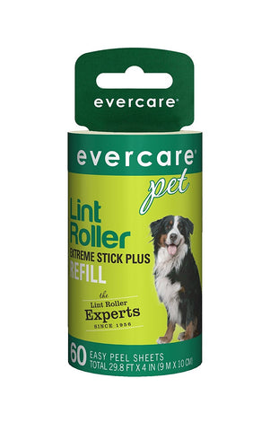 Evercare Extra Sticky Pet Hair Lint Roller (Refill)