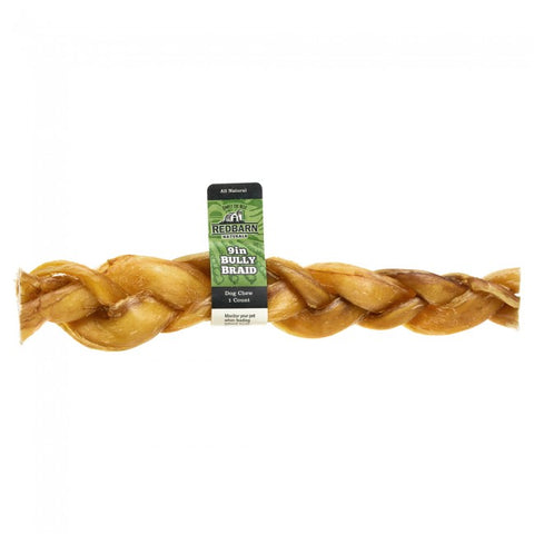 Redbarn Braided Bully Sticks 9""