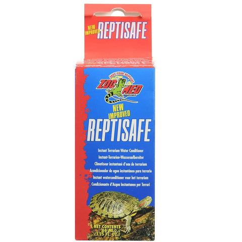 Zoo Med Reptisafe Water Conditioner (2.25-Oz.)
