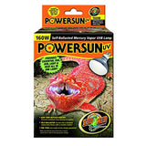 Zoo Med PowerSun UV Mercury Vapor Lamp (160 Watts)