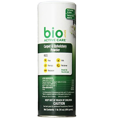 Bio Spot Active Care Carpet Powder (16-Oz.)