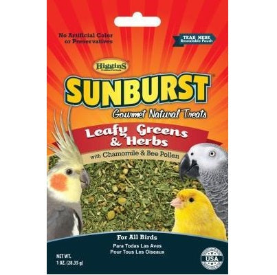 Higgins Sunburst Leafy Greens and Herbs (1-Oz.)