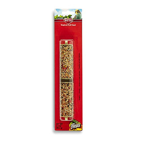 Kaytee Fiesta Tropical Fruit Parakeet Treat Stick (3.5-Oz.)