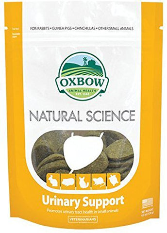 Oxbow Natural Science Urinary Supplement (4.2-Oz.)