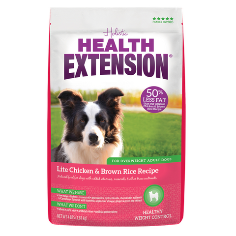 Health Extension Dog Food, Lite Chicken Formula (4-Lbs.)