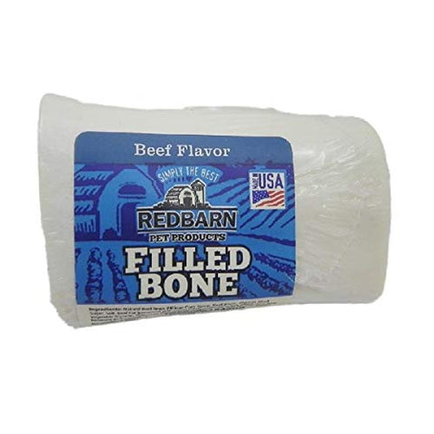 Redbarn Beef Filled Bone-3""