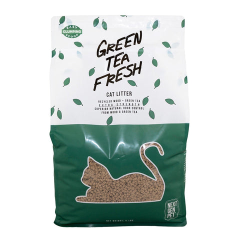 Next Gen Pet Green Tea Fresh Cat Litter (5-Lb.)