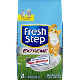 Fresh Step Extreme Clay, Non Clumping Cat Litter, Scented (21-Lbs.)