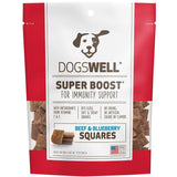 Dogswell Beef with Blueberry Super Boost Squares (12-Oz.)