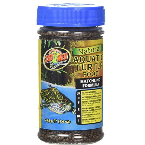 Zoo Med Aquatic Turtle Food (1.6-Oz.)
