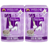 Cats in the Kitchen, Love Me Tender with Chicken & Duck Cat Food (3-Oz, 8-Pack)