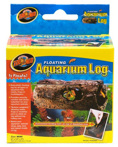 Zoo Med Floating Aquarium Log (Mini)
