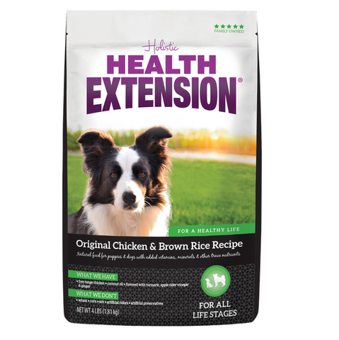 Health Extension Dog Food, Original Chicken and Brown Rice (40-Lbs.)