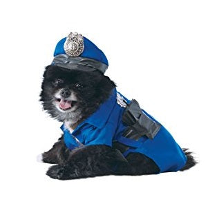 Police Dog Costume (L/XL)