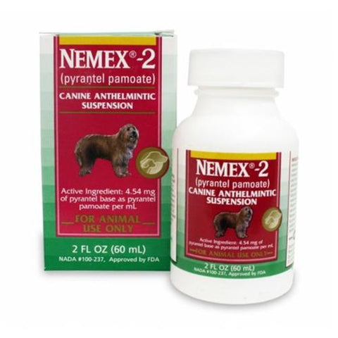 Nemex-2 Wormer (2-Oz.)