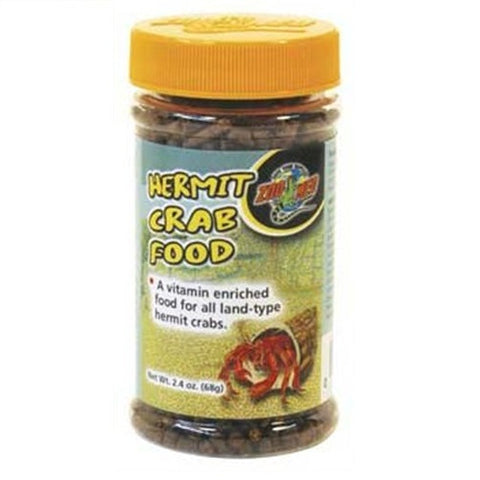 Zoo Med Hermit Crab Food (2.4-Oz.)