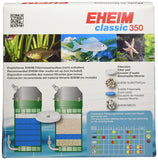 Eheim Fine Filter Pad (White) for Classic External Filter 2215 (3 Pieces)