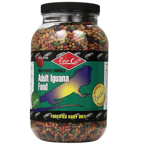 Rep-Cal Adult Iguana Food (2.5-Lbs.)