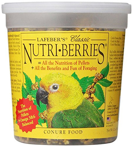 Lafeber Conure Nutri-Berries (12-Oz.)