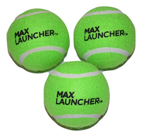 Sievers Max Launcher Tennis Balls