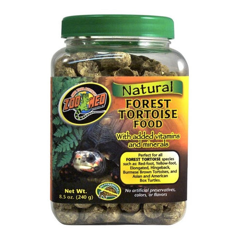 Zoo Med Natural Forest Tortoise Food (8.5-Oz.)