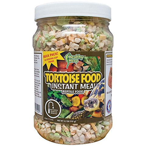 Healthy Herp Tortoise Mix Instant Meal (3.5-Oz.)