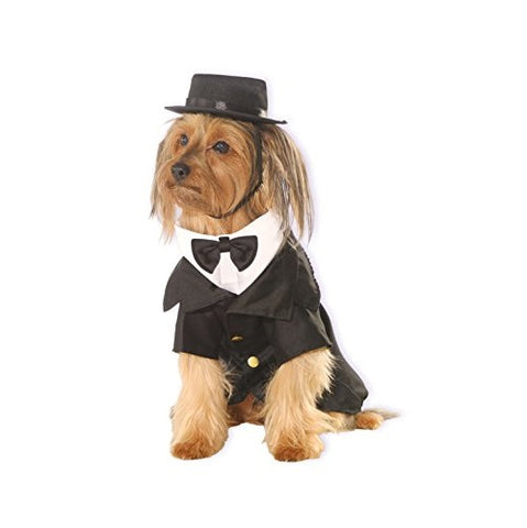 Dapper Dog Costume (M/L)