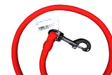 "Timberwolf Alpine Lead Leash (4'-7/16"", Red & Black)"