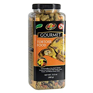 Zoo Med Gourmet Tortoise Food (13.25-Oz.)