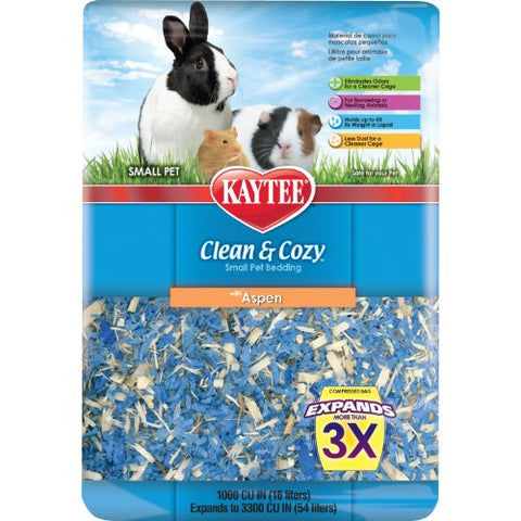 Kaytee Clean and Cozy Animal Bedding (Small)