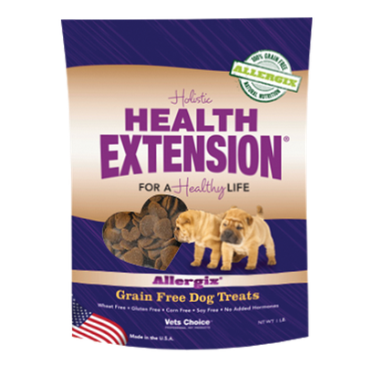 Health Extension Heart Shaped Treat (1-Lb., Small/Large)